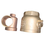 investment casting bronze alloy